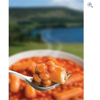 Wayfayrer Beans and Sausage In Tomato Sauce Ready-to-Eat Camping Food