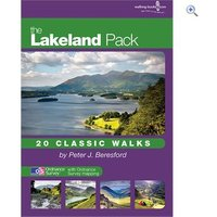 Walking Books The Lakeland Pack
