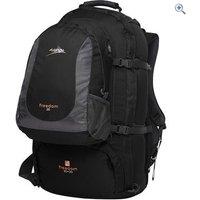 Vango Freedom 80 + 20 Rucksack - Colour: Black