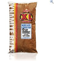 Dynamite Baits XL Marine Halibut And Frenzied Hemp Carp Groundbait, 2kg