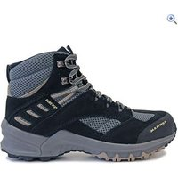 Mammut Atlas Mid GTX Womens - Size: 8.5 - Colour: Navy-Grey