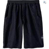 prAna Mens Mojo Climbing Shorts - Size: XL - Colour: Black