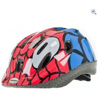 Raleigh Mystery Junior Cycling Helmet 48-54cm - Colour: RED-BLUE