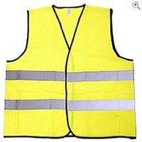 Boyz Toys Hi-Vis Vest - Colour: Yellow