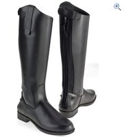 Just Togs Classic Tall Riding Boots (Standard) - Size: 3 - Colour: Black