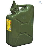 Streetwize Jerry Can (20 Litre)