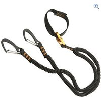 Black Diamond Spinner Leash Set - Colour: Black
