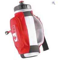 Ultimate Performance Kielder Handheld Bottle - Colour: Red