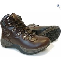 Freedom Trail Derwent II Childrens Waterproof Walking Boots - Size: 4 - Colour: Brown