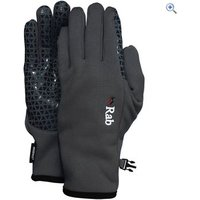 Rab Womens Phantom Grip Gloves - Size: L - Colour: Slate Grey