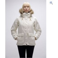 North Ridge Arley Womens Jacket - Size: 16 - Colour: ECRU-CARAMEL