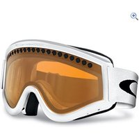 Oakley E Frame Goggles (White/Persimmon) - Colour: MATT WHITE