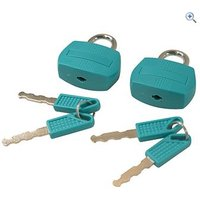 Boyz Toys Colour Padlocks (Pack of 2)