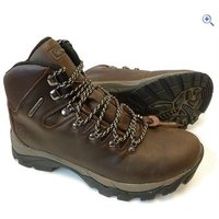 Hi Gear Snowdon Mens Waterproof Walking Boots - Size: 13 - Colour: Brown