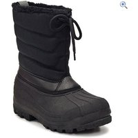 Hi Gear Kids Duck Boot - Size: 5 - Colour: Black