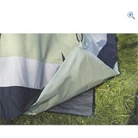 Outwell Bear Lake XL Footprint - Colour: Grey