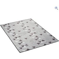 Vango Tent Rug (280cm x 200cm) - Colour: Grey