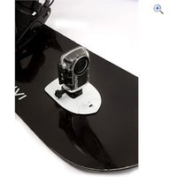 Veho MUVI HD Flat Board Mount - Colour: Black