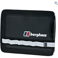 Berghaus Leviathan Tablet Sleeve - Colour: JET BLACK
