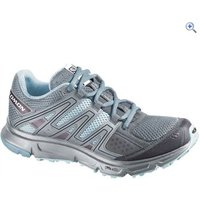 Salomon XR Shift Womens Trail Running Shoes - Size: 4 - Colour: PEARL GREY