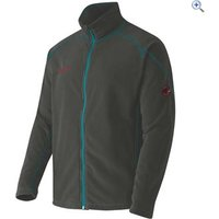 Mammut Yadkin Mens Fleece - Size: S - Colour: Graphite
