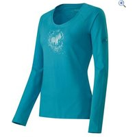 Mammut Birdy Long Sleeve Top - Size: XS - Colour: Ocean Blue