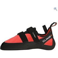 Climb X Dyno VCR Climbing Shoe - Size: 4 - Colour: Red