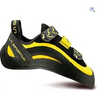 La Sportiva Miura VS Climbing Shoe - Size: 43 - Colour: Yellow- Black