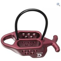 Grivel Master Pro Belay Device - Colour: Red