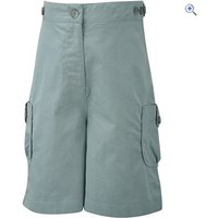 Sprayway Tori Girls Shorts - Size: 4 - Colour: Silver