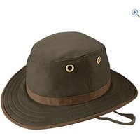 Tilley TWC7 Outback Hat - Size: 7 5/8 - Colour: Green