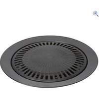 Hi Gear Grill Plate for Single Burner Stove