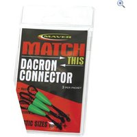 Maver Dacron Connectors, Large