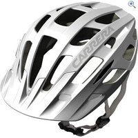 Carrera Edge MTB Helmet - Size: 54-57 - Colour: White