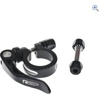 RSP Seat Collar/Clamp Set 28.6mm Black - Colour: Black