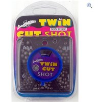 Dinsmores Twin Cut Shot, Non Toxic, 5 sizes