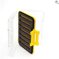 Leeda Profil Pro Fly Box, Yellow - Colour: Yellow