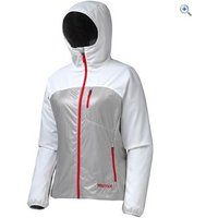 Marmot Isotherm Womens Hoody - Size: L - Colour: PLATINUM WHITE
