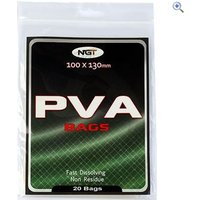 NGT PVA Bags, 70mm x 200mm (20 Pack)