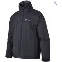 Berghaus RG Alpha Mens Waterproof Jacket - Size: L - Colour: Black