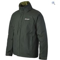 Berghaus RG Alpha Mens Waterproof Jacket - Size: M - Colour: POPLAR GREEN