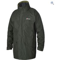 Berghaus Long Cornice II Mens GORE-TEX Jacket - Size: S - Colour: POPLAR GREEN