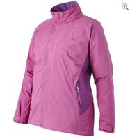 Berghaus Bowfell Womens Waterproof Jacket - Size: 8 - Colour: ULTRA VIOLET