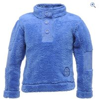 Regatta Chilly Kids Fleece - Size: 5-6 - Colour: BLUEBERRY PIE