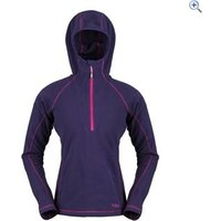 Rab Orbit Womens Hoodie - Size: 10 - Colour: Amethyst