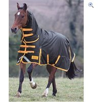 Shires Stormbreaker Combo (300g) - Size: 4-9 - Colour: Black-Gold