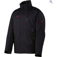 Mammut Trion Mens Insulated 3-in-1 Jacket - Size: S - Colour: Black
