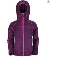 Rab Womens Boulder Hoodie - Size: 14 - Colour: Aubergine Purple
