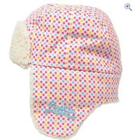 Regatta Topsy Kids Hat - Size: 3-4 - Colour: Polar Bear (Cream)