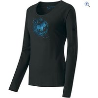 Mammut Birdy Long Sleeve Top - Size: L - Colour: Black
